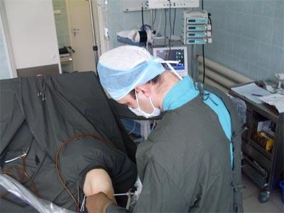 Артроскопия коленного сустава – преимущества метода